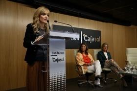 "Jornadas 'Mujer, Empleo y Diversidad' en la Fundación Cajasol (8) • <a style=""font-size:0.8em;"" href=""http://www.flickr.com/photos/129072575@N05/41958253965/"" target=""_blank"">View on Flickr</a>"