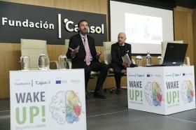 """Jornada informativa sobre el programa de emprendedores 'Wake UP!' en Sevilla (3) • <a style=""""font-size:0.8em;"""" href=""""http://www.flickr.com/photos/129072575@N05/41365266922/"""" target=""""_blank"""">View on Flickr</a>"""