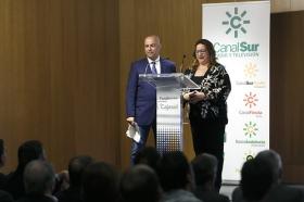 """Entrega de los VI Premios Carrusel Taurino en la Fundación Cajasol (7) • <a style=""""font-size:0.8em;"""" href=""""http://www.flickr.com/photos/129072575@N05/40550513475/"""" target=""""_blank"""">View on Flickr</a>"""