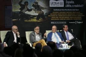 "Letras en Sevilla: 'España, ¿Mito, o realidad?'. 22 de mayo. Sesión de tarde (10) • <a style=""font-size:0.8em;"" href=""http://www.flickr.com/photos/129072575@N05/42296287761/"" target=""_blank"">View on Flickr</a>"