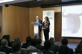 """Entrega de los VI Premios Carrusel Taurino en la Fundación Cajasol (5) • <a style=""""font-size:0.8em;"""" href=""""http://www.flickr.com/photos/129072575@N05/41444635231/"""" target=""""_blank"""">View on Flickr</a>"""