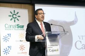 """Entrega de los VI Premios Carrusel Taurino en la Fundación Cajasol (16) • <a style=""""font-size:0.8em;"""" href=""""http://www.flickr.com/photos/129072575@N05/40550514425/"""" target=""""_blank"""">View on Flickr</a>"""