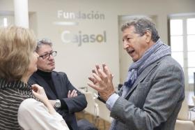 """Seminario sobre la cuarta revolución tecnológica en la Fundación Cajasol (13) • <a style=""""font-size:0.8em;"""" href=""""http://www.flickr.com/photos/129072575@N05/41426748171/"""" target=""""_blank"""">View on Flickr</a>"""