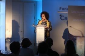 """Presentación del poemario de Nicolás Guillén en la Fundación Cajasol (6) • <a style=""""font-size:0.8em;"""" href=""""http://www.flickr.com/photos/129072575@N05/41239576184/"""" target=""""_blank"""">View on Flickr</a>"""