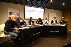 """Debate sobre los apartamentos turísticos en Córdoba desde la Fundación Cajasol • <a style=""""font-size:0.8em;"""" href=""""http://www.flickr.com/photos/129072575@N05/39768945320/"""" target=""""_blank"""">View on Flickr</a>"""