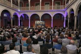 "Letras en Sevilla: 'España, ¿Mito, o realidad?'. 21 de mayo. Sesión de mañana (3) • <a style=""font-size:0.8em;"" href=""http://www.flickr.com/photos/129072575@N05/28384740038/"" target=""_blank"">View on Flickr</a>"