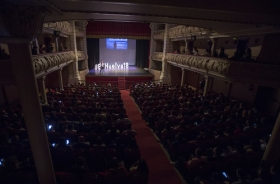 "Espacio Knowmads 2018 en Huelva (9) • <a style=""font-size:0.8em;"" href=""http://www.flickr.com/photos/129072575@N05/41948818002/"" target=""_blank"">View on Flickr</a>"