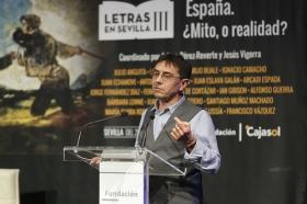 "Letras en Sevilla: 'España, ¿Mito, o realidad?'. 21 de mayo. Sesión de tarde (22) • <a style=""font-size:0.8em;"" href=""http://www.flickr.com/photos/129072575@N05/41553088554/"" target=""_blank"">View on Flickr</a>"