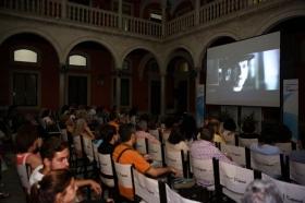 "Cine de verano en Sevilla 2018: Moulin Rouge (7) • <a style=""font-size:0.8em;"" href=""http://www.flickr.com/photos/129072575@N05/29571859608/"" target=""_blank"">View on Flickr</a>"