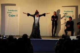 """XXXIII ciclo 'Conocer el Flamenco' de la Fundación Cajasol en Córdoba: Compañía de Anamarga (8) • <a style=""""font-size:0.8em;"""" href=""""http://www.flickr.com/photos/129072575@N05/41578863231/"""" target=""""_blank"""">View on Flickr</a>"""