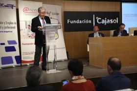 """Presentación del informe 'La Formación para el Empleo en España' (3) • <a style=""""font-size:0.8em;"""" href=""""http://www.flickr.com/photos/129072575@N05/40957578244/"""" target=""""_blank"""">View on Flickr</a>"""