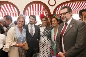 """Recepción Institucional de la Fundación Cajasol en la Feria de Abril 2018 (49) • <a style=""""font-size:0.8em;"""" href=""""http://www.flickr.com/photos/129072575@N05/40814113384/"""" target=""""_blank"""">View on Flickr</a>"""