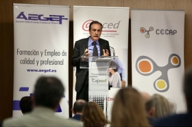 """Presentación del informe 'La Formación para el Empleo en España' (6) • <a style=""""font-size:0.8em;"""" href=""""http://www.flickr.com/photos/129072575@N05/40957578574/"""" target=""""_blank"""">View on Flickr</a>"""