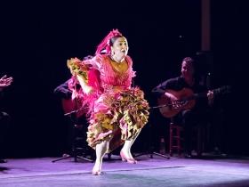 "Jueves Flamencos de la Fundación Cajasol en Sevilla: Manuela Carpio (16) • <a style=""font-size:0.8em;"" href=""http://www.flickr.com/photos/129072575@N05/27319120057/"" target=""_blank"">View on Flickr</a>"