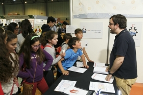 "XVI Feria de las Ciencias en Sevilla (14) • <a style=""font-size:0.8em;"" href=""http://www.flickr.com/photos/129072575@N05/40983481265/"" target=""_blank"">View on Flickr</a>"