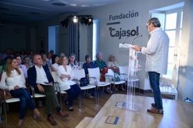 """Presentación del poemario de Nicolás Guillén en la Fundación Cajasol (3) • <a style=""""font-size:0.8em;"""" href=""""http://www.flickr.com/photos/129072575@N05/41913420272/"""" target=""""_blank"""">View on Flickr</a>"""