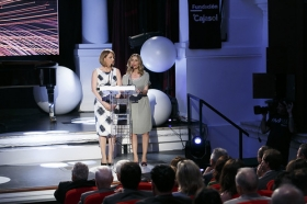 """Gala de entrega de los premios 'El Público' de Canal Sur 2018 desde la Fundación Cajasol (9) • <a style=""""font-size:0.8em;"""" href=""""http://www.flickr.com/photos/129072575@N05/40945894805/"""" target=""""_blank"""">View on Flickr</a>"""