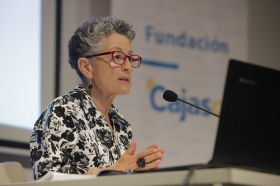 "Conferencia de Ana Cabo González en el curso 'La Córdoba Islámica' (2) • <a style=""font-size:0.8em;"" href=""http://www.flickr.com/photos/129072575@N05/41626360002/"" target=""_blank"">View on Flickr</a>"
