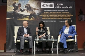 "Letras en Sevilla: 'España, ¿Mito, o realidad?'. 22 de mayo. Sesión de mañana (16) • <a style=""font-size:0.8em;"" href=""http://www.flickr.com/photos/129072575@N05/42280569631/"" target=""_blank"">View on Flickr</a>"