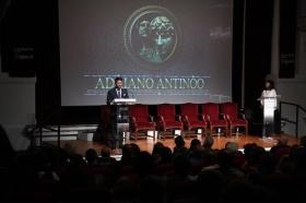 """Entrega de los VII Premios por la Igualdad Adriano Antinoo en la Fundación Cajasol (3) • <a style=""""font-size:0.8em;"""" href=""""http://www.flickr.com/photos/129072575@N05/42072991071/"""" target=""""_blank"""">View on Flickr</a>"""