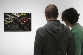 "Exposición 'World Press Photo 2018' en la Fundación Cajasol (Sevilla) (3) • <a style=""font-size:0.8em;"" href=""http://www.flickr.com/photos/129072575@N05/41696751252/"" target=""_blank"">View on Flickr</a>"