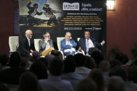 "Letras en Sevilla: 'España, ¿Mito, o realidad?'. 22 de mayo. Sesión de tarde (16) • <a style=""font-size:0.8em;"" href=""http://www.flickr.com/photos/129072575@N05/42249570722/"" target=""_blank"">View on Flickr</a>"