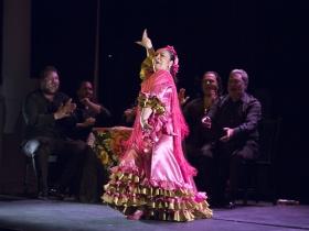 "Jueves Flamencos de la Fundación Cajasol en Sevilla: Manuela Carpio (2) • <a style=""font-size:0.8em;"" href=""http://www.flickr.com/photos/129072575@N05/41289938845/"" target=""_blank"">View on Flickr</a>"