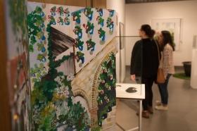 """III Exposición 'El arte y los patios cordobeses' en la Fundación Cajasol • <a style=""""font-size:0.8em;"""" href=""""http://www.flickr.com/photos/129072575@N05/41881973851/"""" target=""""_blank"""">View on Flickr</a>"""
