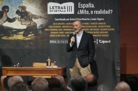 "Letras en Sevilla: 'España, ¿Mito, o realidad?'. 21 de mayo. Sesión de mañana (5) • <a style=""font-size:0.8em;"" href=""http://www.flickr.com/photos/129072575@N05/28384740728/"" target=""_blank"">View on Flickr</a>"