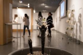 """III Exposición 'El arte y los patios cordobeses' en la Fundación Cajasol (2) • <a style=""""font-size:0.8em;"""" href=""""http://www.flickr.com/photos/129072575@N05/41881973901/"""" target=""""_blank"""">View on Flickr</a>"""
