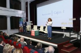 """Presentación de la Memoria 2017 de la Fundación Cajasol (4) • <a style=""""font-size:0.8em;"""" href=""""http://www.flickr.com/photos/129072575@N05/28269824908/"""" target=""""_blank"""">View on Flickr</a>"""