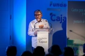 """Presentación del poemario de Nicolás Guillén en la Fundación Cajasol (2) • <a style=""""font-size:0.8em;"""" href=""""http://www.flickr.com/photos/129072575@N05/41239575954/"""" target=""""_blank"""">View on Flickr</a>"""