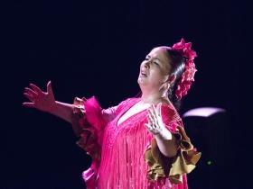 "Jueves Flamencos de la Fundación Cajasol en Sevilla: Manuela Carpio (15) • <a style=""font-size:0.8em;"" href=""http://www.flickr.com/photos/129072575@N05/41289940705/"" target=""_blank"">View on Flickr</a>"
