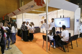 "XVI Feria de las Ciencias en Sevilla (3) • <a style=""font-size:0.8em;"" href=""http://www.flickr.com/photos/129072575@N05/40983476815/"" target=""_blank"">View on Flickr</a>"