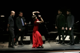"Jueves Flamencos de la Fundación Cajasol en Sevilla: Jeromo Segura (30) • <a style=""font-size:0.8em;"" href=""http://www.flickr.com/photos/129072575@N05/40834107365/"" target=""_blank"">View on Flickr</a>"
