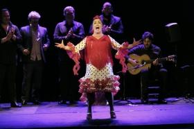 "Jueves Flamencos de la Fundación Cajasol en Sevilla: Manuela Carpio • <a style=""font-size:0.8em;"" href=""http://www.flickr.com/photos/129072575@N05/41469424634/"" target=""_blank"">View on Flickr</a>"