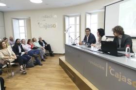 """Jornadas '¿Podemos envejecer mejor en Andalucía?' desde la Fundación Cajasol (13) • <a style=""""font-size:0.8em;"""" href=""""http://www.flickr.com/photos/129072575@N05/41987334704/"""" target=""""_blank"""">View on Flickr</a>"""