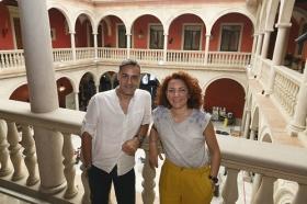 """Programa especial de 'Sevilla en la Onda' desde la Fundación Cajasol • <a style=""""font-size:0.8em;"""" href=""""http://www.flickr.com/photos/129072575@N05/42743188032/"""" target=""""_blank"""">View on Flickr</a>"""