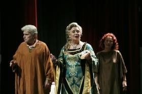 """Representación de 'El Gran Teatro del Mundo' en la Fundación Cajasol (5) • <a style=""""font-size:0.8em;"""" href=""""http://www.flickr.com/photos/129072575@N05/41787742424/"""" target=""""_blank"""">View on Flickr</a>"""