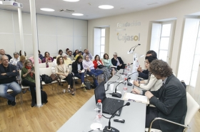 """Jornadas '¿Podemos envejecer mejor en Andalucía?' desde la Fundación Cajasol (6) • <a style=""""font-size:0.8em;"""" href=""""http://www.flickr.com/photos/129072575@N05/41805746055/"""" target=""""_blank"""">View on Flickr</a>"""