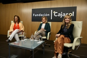 "Jornadas 'Mujer, Empleo y Diversidad' en la Fundación Cajasol (13) • <a style=""font-size:0.8em;"" href=""http://www.flickr.com/photos/129072575@N05/41958255125/"" target=""_blank"">View on Flickr</a>"
