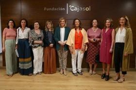 "Jornadas 'Mujer, Empleo y Diversidad' en la Fundación Cajasol • <a style=""font-size:0.8em;"" href=""http://www.flickr.com/photos/129072575@N05/41958252935/"" target=""_blank"">View on Flickr</a>"