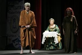 """Representación de 'El Gran Teatro del Mundo' en la Fundación Cajasol (13) • <a style=""""font-size:0.8em;"""" href=""""http://www.flickr.com/photos/129072575@N05/40702205320/"""" target=""""_blank"""">View on Flickr</a>"""