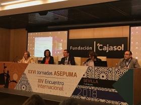"XXVI Jornadas de ASEPUMA y XIV Encuentro Internacional en Sevilla (14) • <a style=""font-size:0.8em;"" href=""http://www.flickr.com/photos/129072575@N05/41806277735/"" target=""_blank"">View on Flickr</a>"