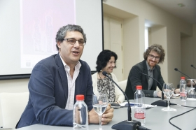 """Jornadas '¿Podemos envejecer mejor en Andalucía?' desde la Fundación Cajasol (10) • <a style=""""font-size:0.8em;"""" href=""""http://www.flickr.com/photos/129072575@N05/42656386462/"""" target=""""_blank"""">View on Flickr</a>"""