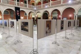 """Exposición 'Un Santo en Sevilla. 25 años, 25 huellas del Papa Juan Pablo II' (18) • <a style=""""font-size:0.8em;"""" href=""""http://www.flickr.com/photos/129072575@N05/28637046958/"""" target=""""_blank"""">View on Flickr</a>"""