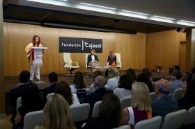 "Jornadas 'Mujer, Empleo y Diversidad' en la Fundación Cajasol (10) • <a style=""font-size:0.8em;"" href=""http://www.flickr.com/photos/129072575@N05/41958254615/"" target=""_blank"">View on Flickr</a>"