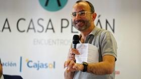 "Encuentros de la Casa Pemán: Rafael Santandreu (6) • <a style=""font-size:0.8em;"" href=""http://www.flickr.com/photos/129072575@N05/42656647432/"" target=""_blank"">View on Flickr</a>"