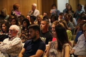 "Encuentro ABC en Córdoba: Rafael Santandreu (2) • <a style=""font-size:0.8em;"" href=""http://www.flickr.com/photos/129072575@N05/28831333538/"" target=""_blank"">View on Flickr</a>"