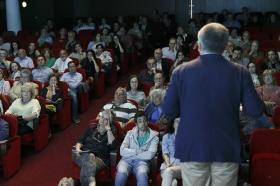 """Jornadas 'British TV: Auge y calidad de las series de ficción británicas' (6) • <a style=""""font-size:0.8em;"""" href=""""http://www.flickr.com/photos/129072575@N05/41987563884/"""" target=""""_blank"""">View on Flickr</a>"""